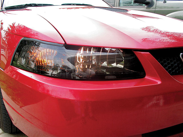 Headlight Replacement Mustang Headlights
