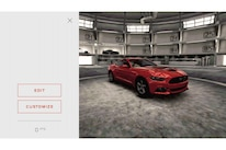 All-New 2015 Mustang Gets 3D Customizer App – Digital Garage