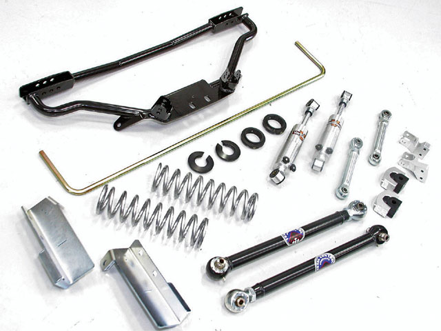 Mump 0809 03 Z How To Install A Coilover Rear Suspension