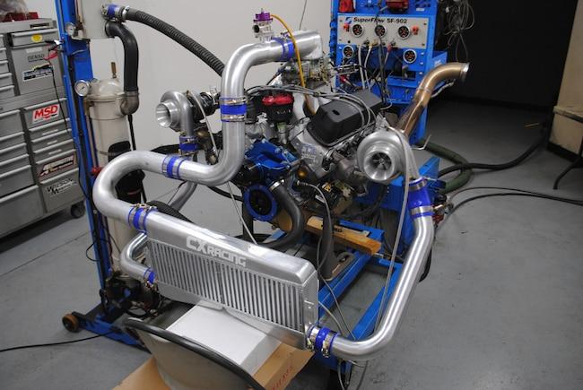 14 76mm Turbos Carbureted 347