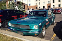 Rally North America Day 2 1965 Ford Mustang 10