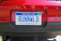 2016 Mustang Week Mustangs Custom License Plates 34