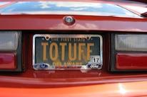 2016 Mustang Week Mustangs Custom License Plates 19