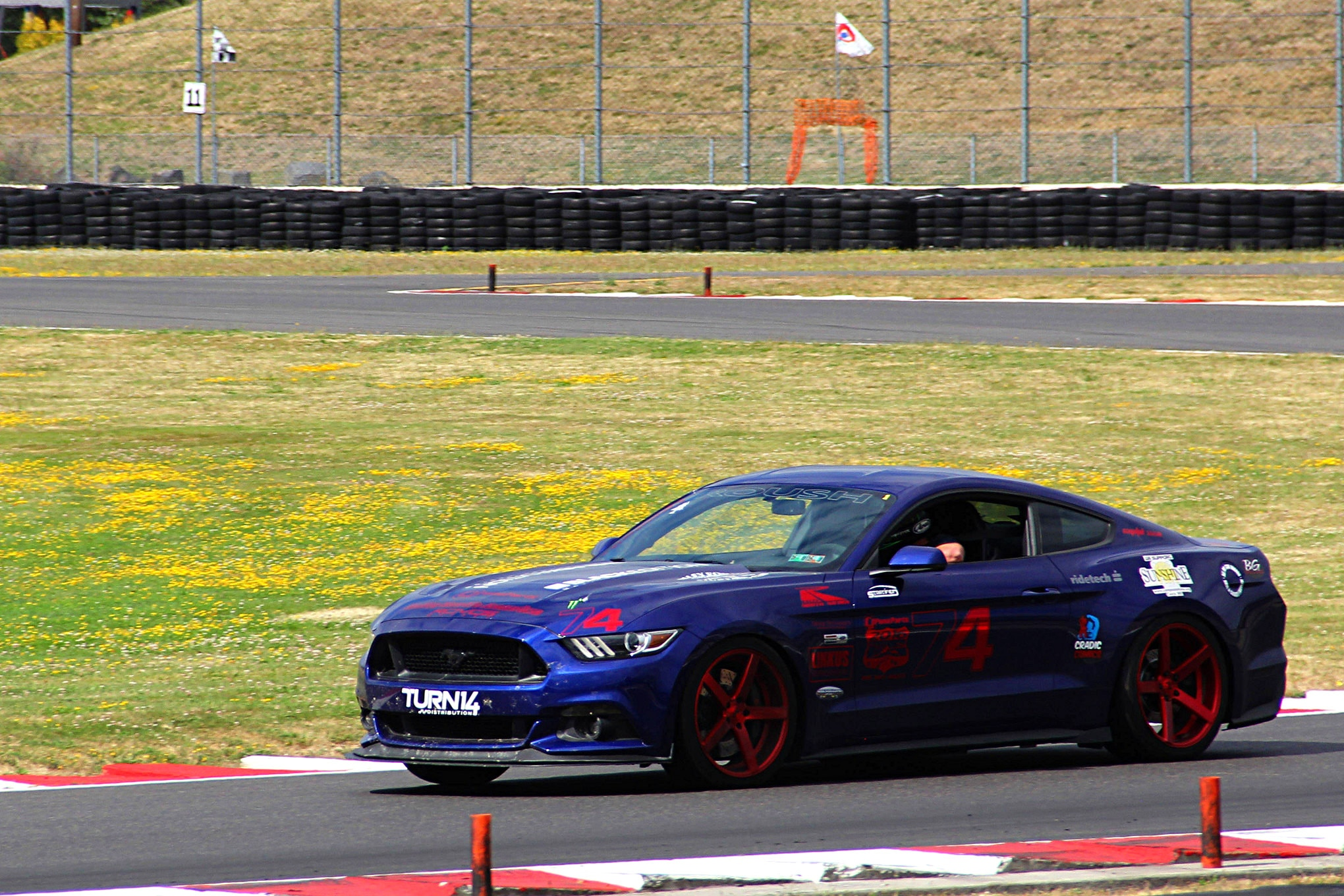 Portland International Raceway Bill Tumas 1