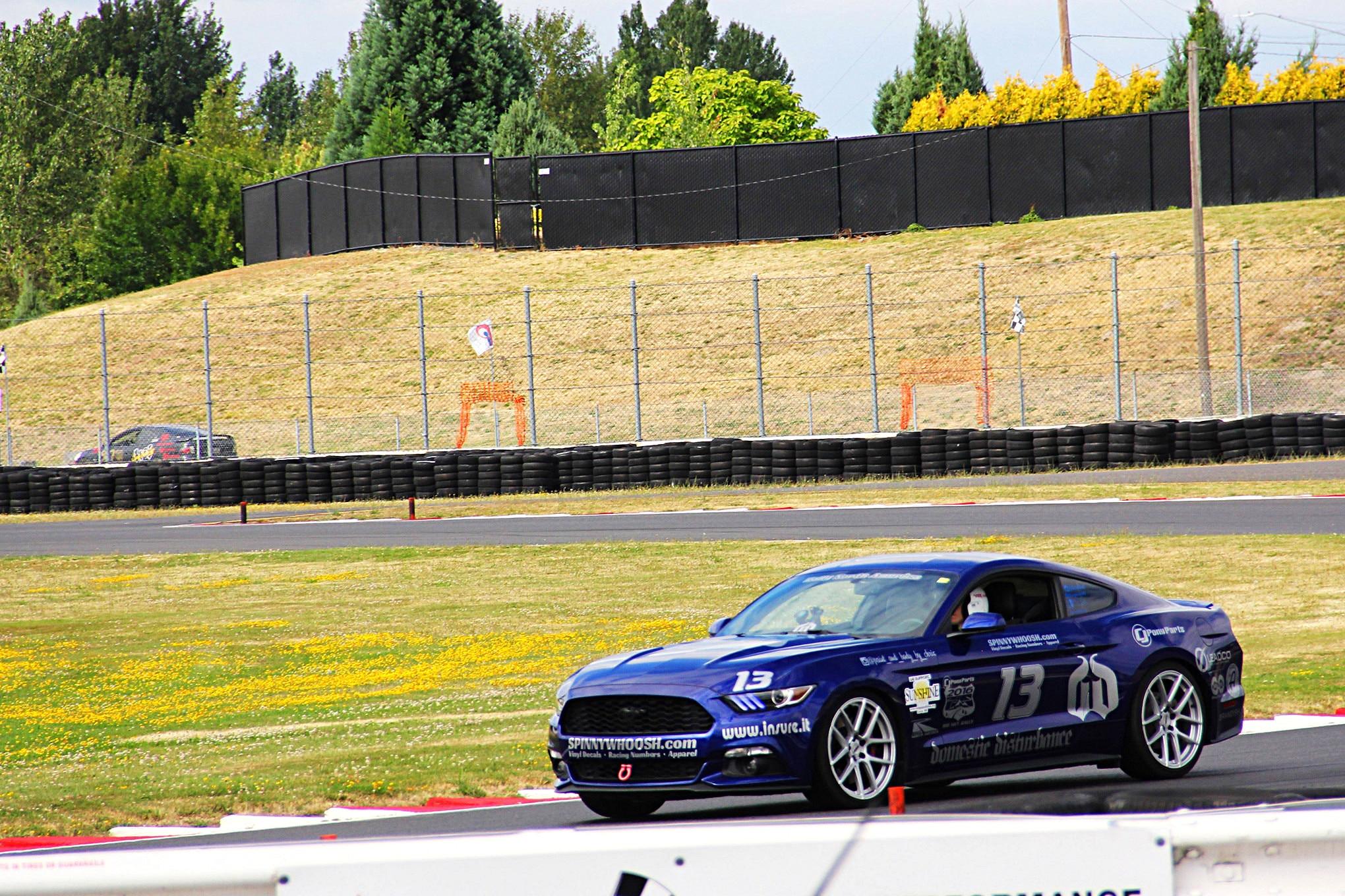 Portland International Raceway 16
