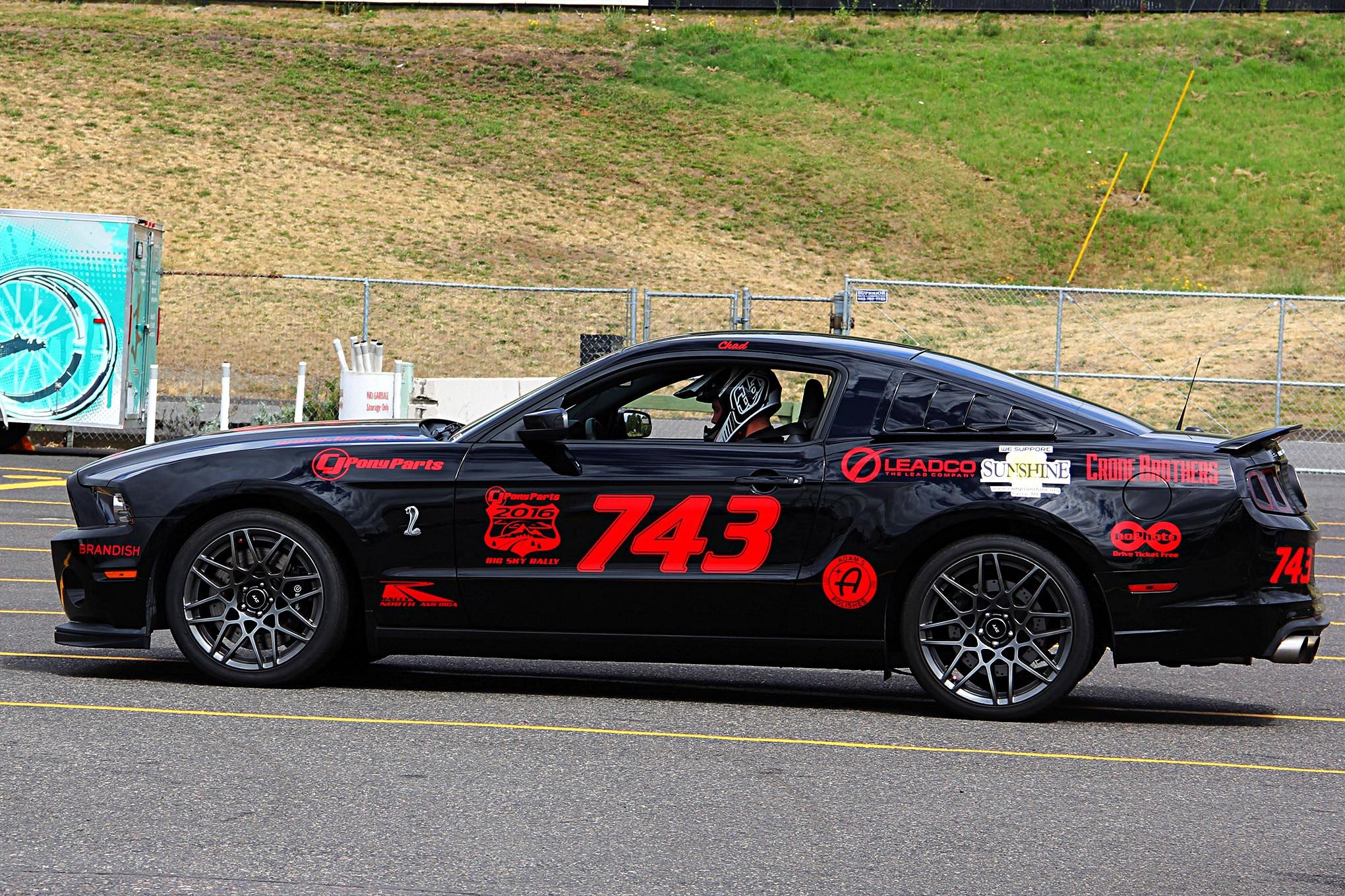 Portland International Raceway 1
