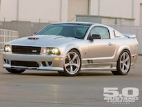 M5lp 0812 01 Z Twin Turbo Saleen Mustang 427 Quality Paint Job