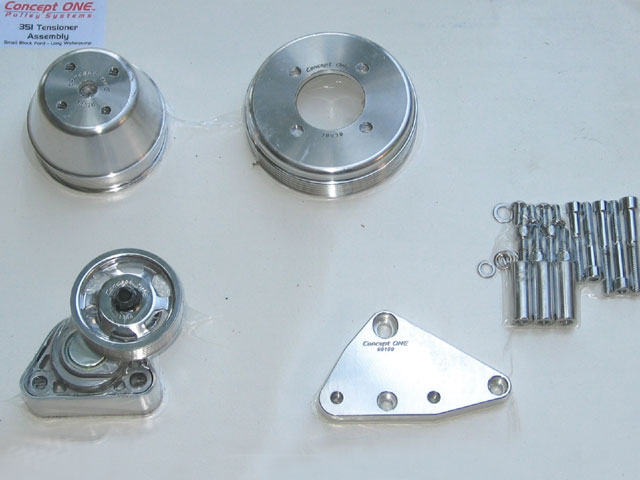 1965 Mercury Comet Serpentine Tensioner Kit