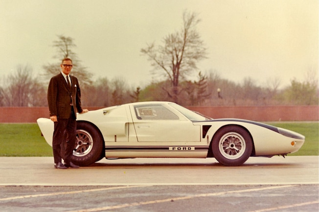 Lunn Ford GT 106 First Of 427 MK II Conversions