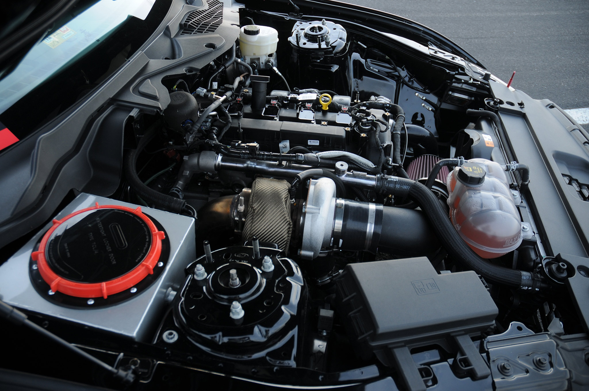 2015 Ford Mustang Ecoboost Engine