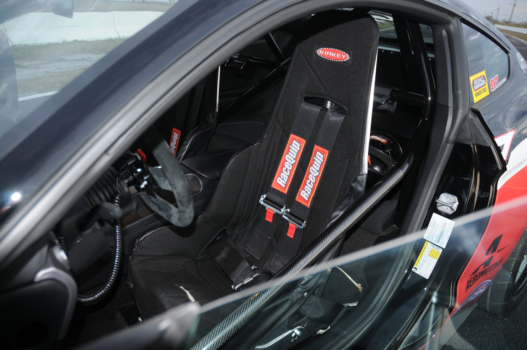 2015 Ford Mustang Ecoboost Driver Seat Rollcage