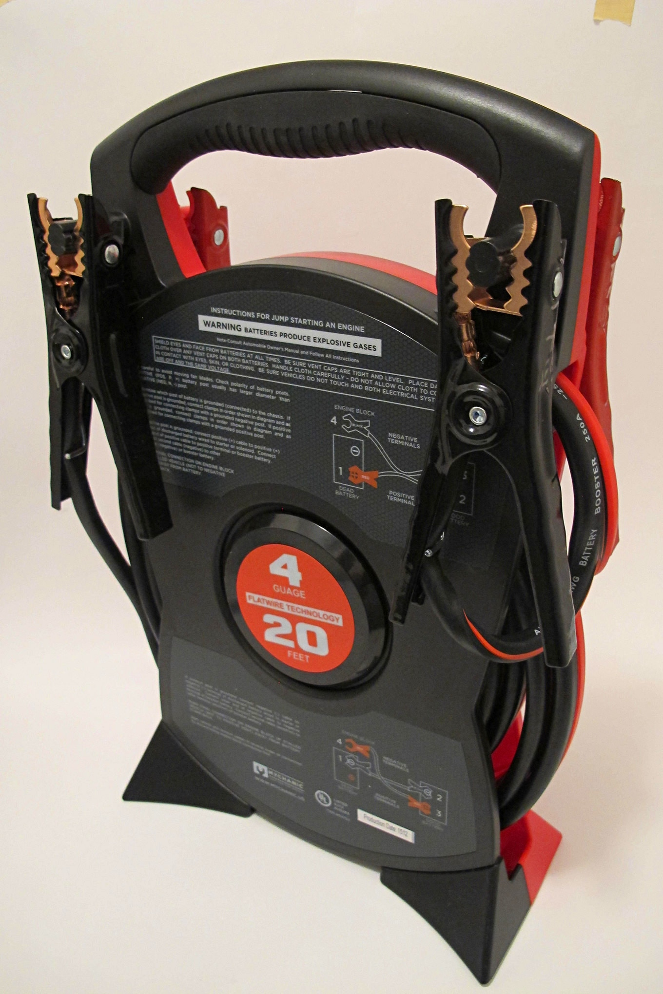 17 Mychanic Jump Drive Booster Cables