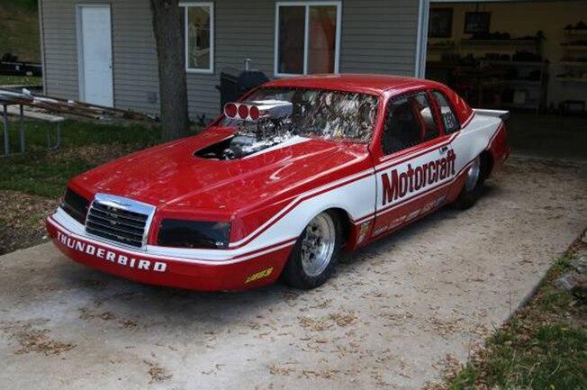 1986 Ford Thunderbird Glidden