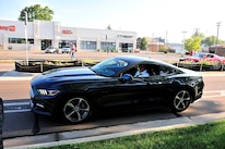 2016 Woodward Dream Cruise Mustang Alley 361