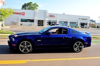 2016 Woodward Dream Cruise Mustang Alley 358
