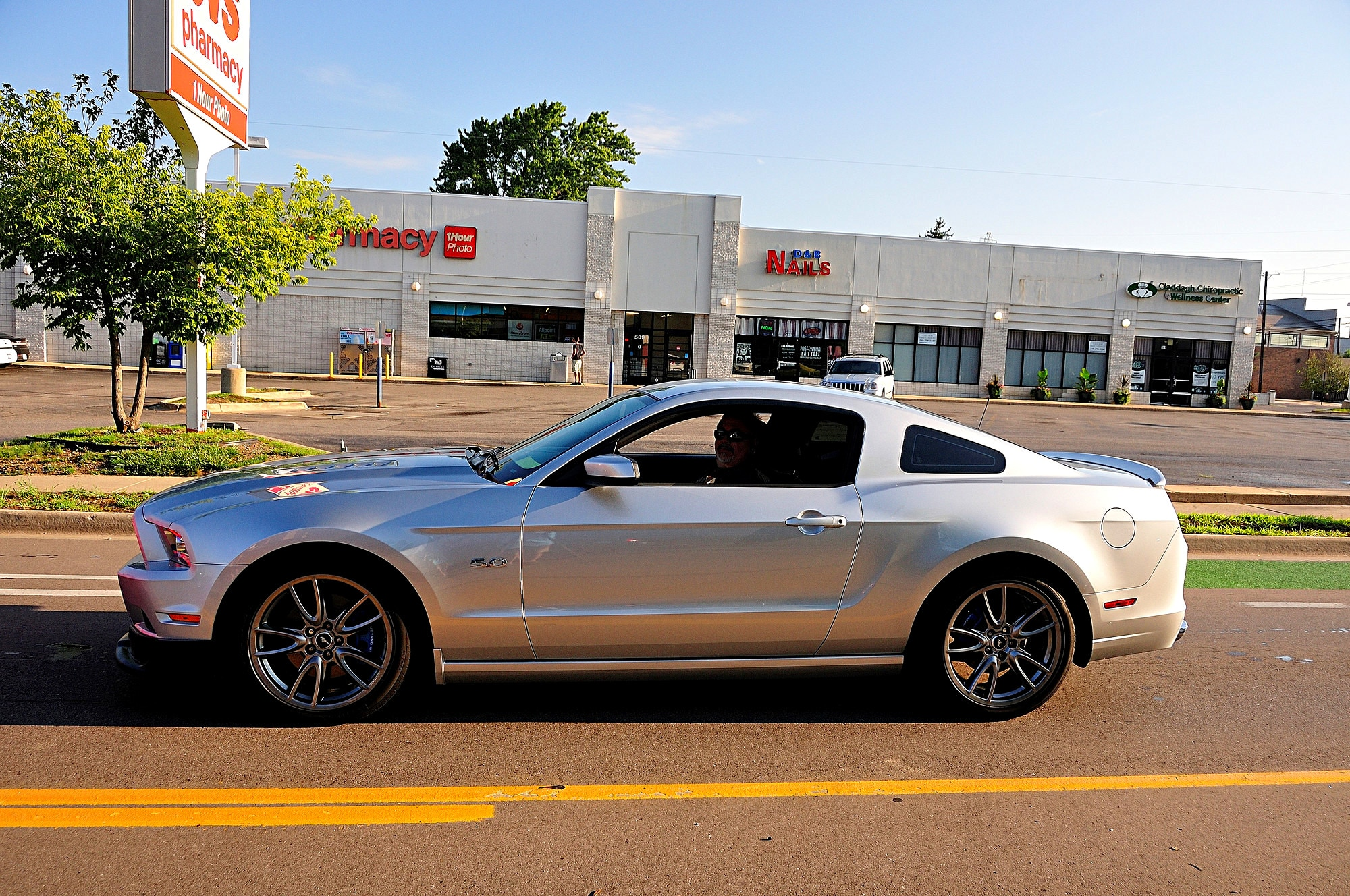 2016 Woodward Dream Cruise Mustang Alley 356