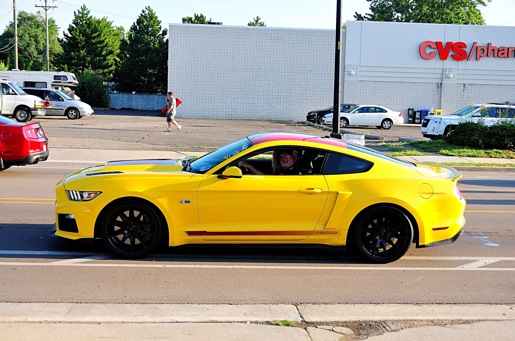 2016 Woodward Dream Cruise Mustang Alley 331