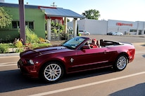 2016 Woodward Dream Cruise Mustang Alley 308