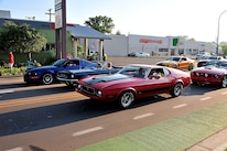 2016 Woodward Dream Cruise Mustang Alley 301