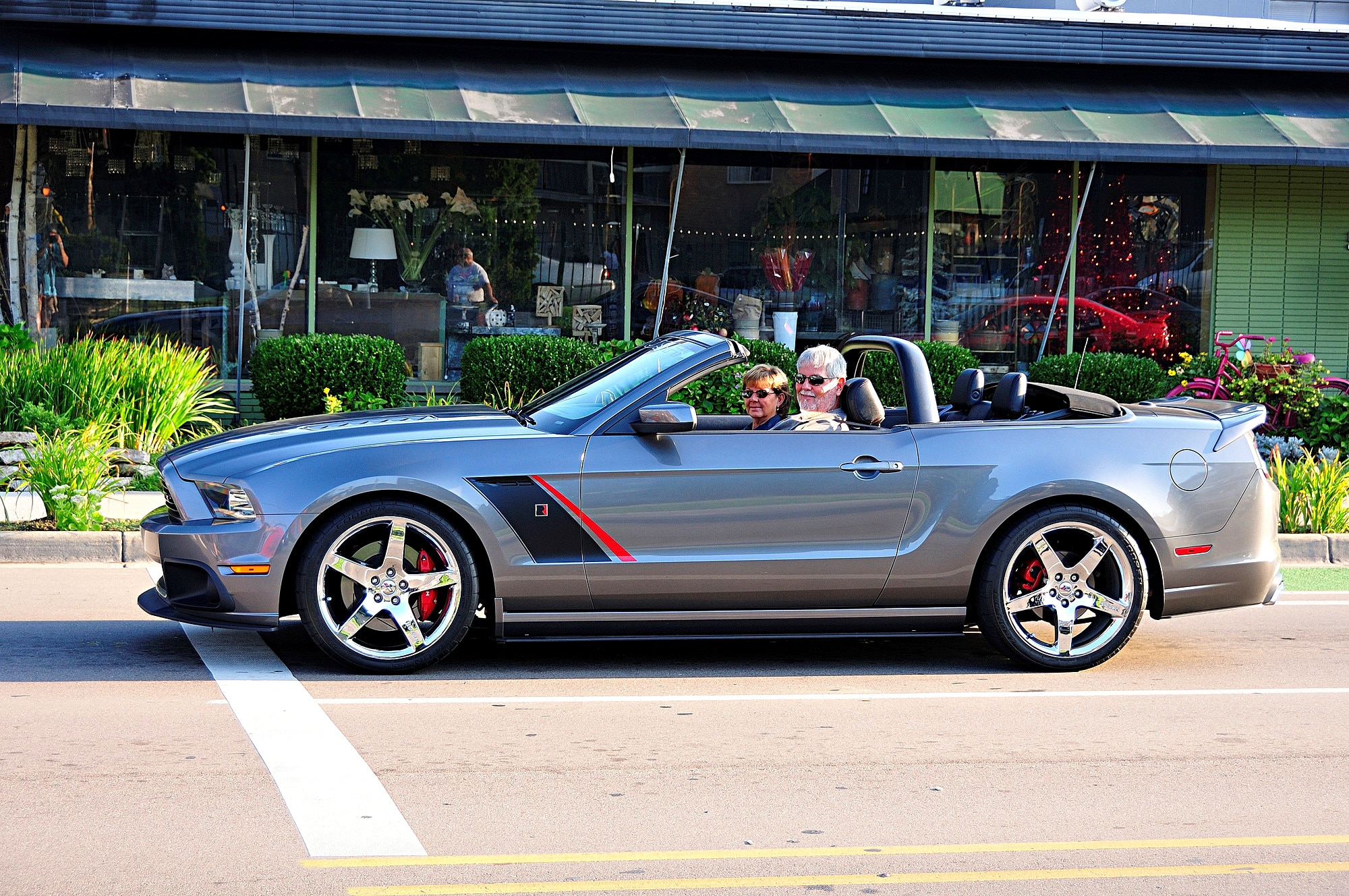 2016 Woodward Dream Cruise Mustang Alley 294