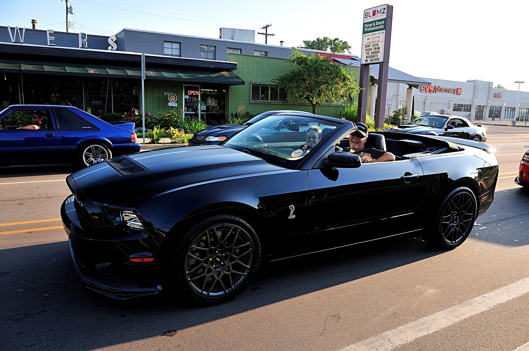 2016 Woodward Dream Cruise Mustang Alley 283