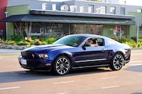 2016 Woodward Dream Cruise Mustang Alley 252