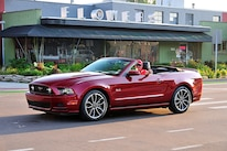 2016 Woodward Dream Cruise Mustang Alley 230