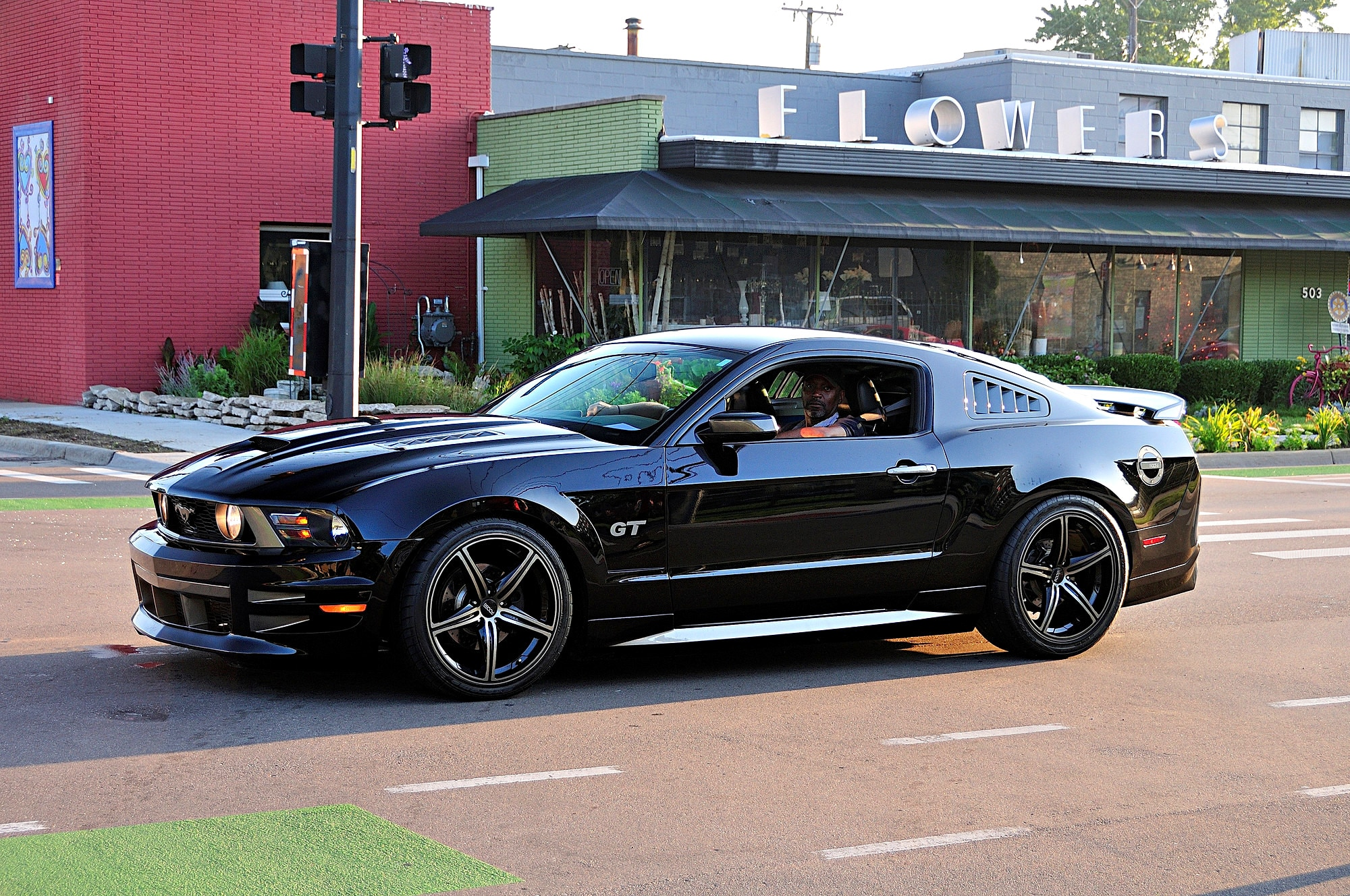 2016 Woodward Dream Cruise Mustang Alley 225