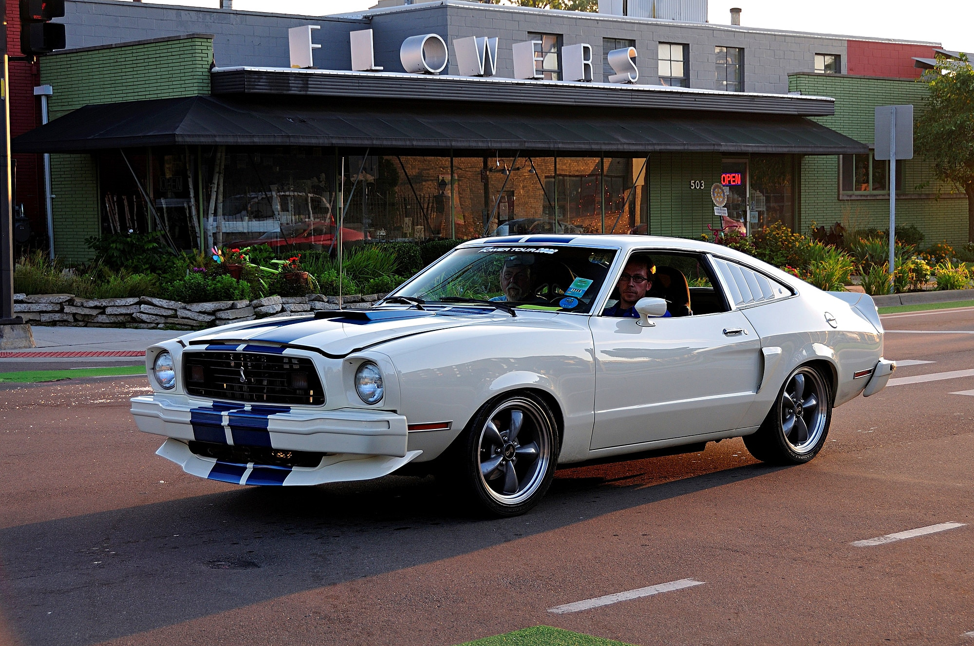 2016 Woodward Dream Cruise Mustang Alley 182