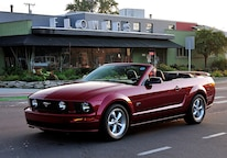 2016 Woodward Dream Cruise Mustang Alley 138