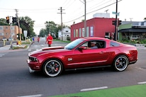 2016 Woodward Dream Cruise Mustang Alley 120