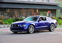 2016 Woodward Dream Cruise Mustang Alley 096
