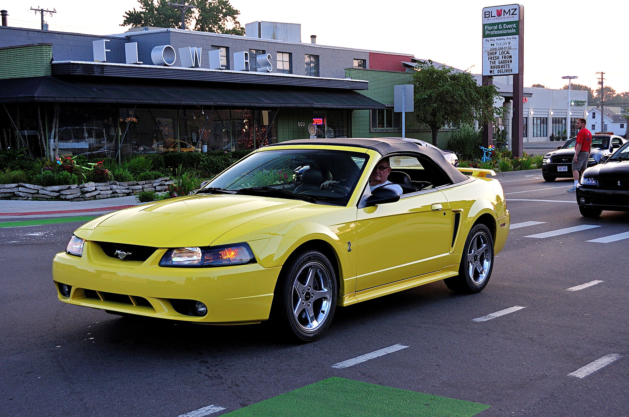 2016 Woodward Dream Cruise Mustang Alley 095