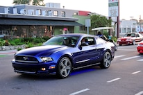 2016 Woodward Dream Cruise Mustang Alley 089