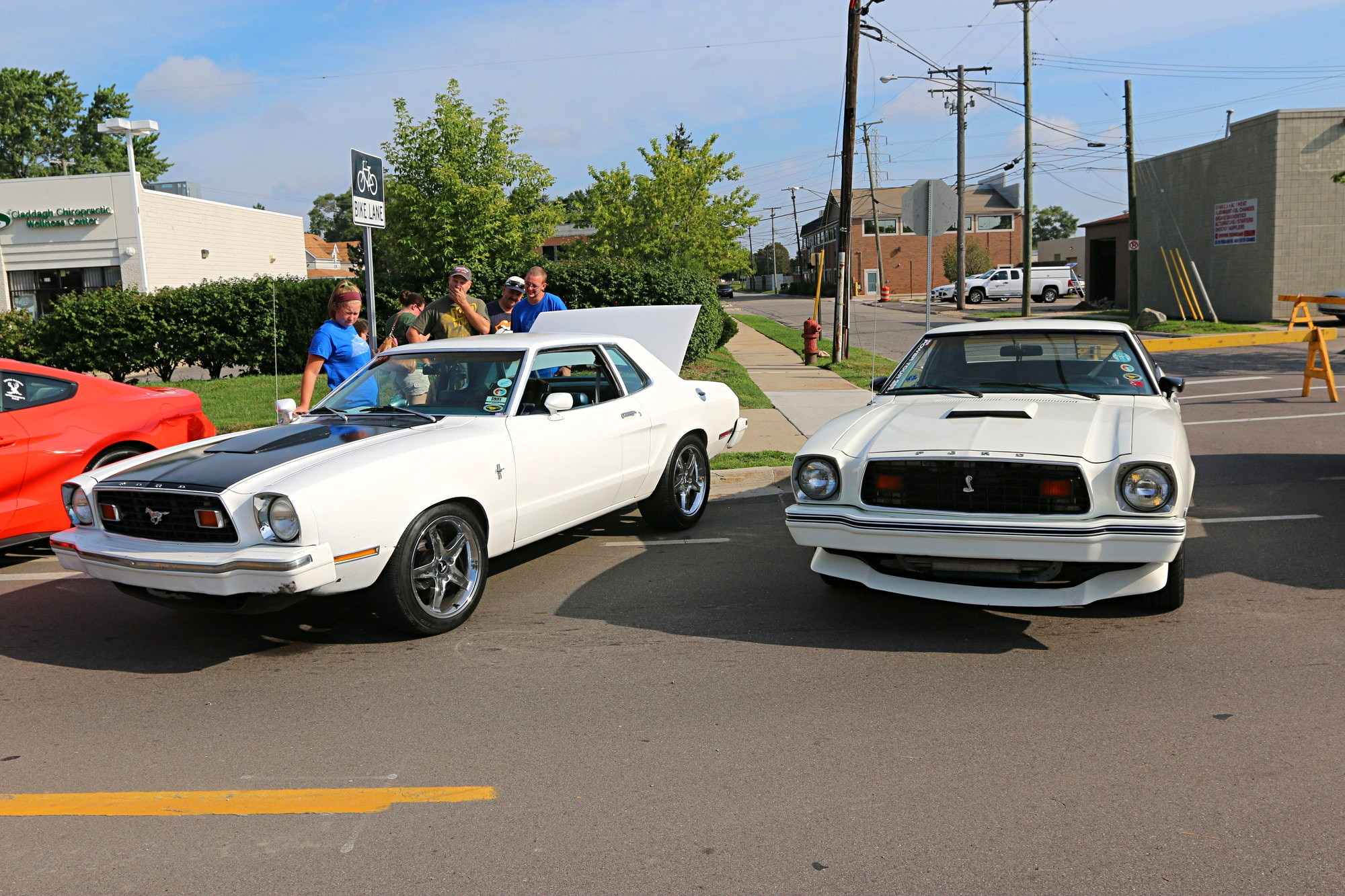 2016 Woodward Dream Cruise Mustang Alley 077