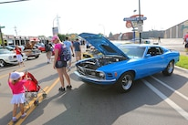 2016 Woodward Dream Cruise Mustang Alley 075