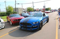 2016 Woodward Dream Cruise Mustang Alley 074