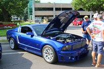 2016 Woodward Dream Cruise Mustang Alley 067