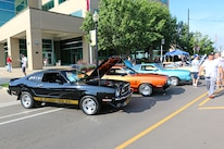 2016 Woodward Dream Cruise Mustang Alley 061