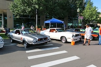 2016 Woodward Dream Cruise Mustang Alley 058