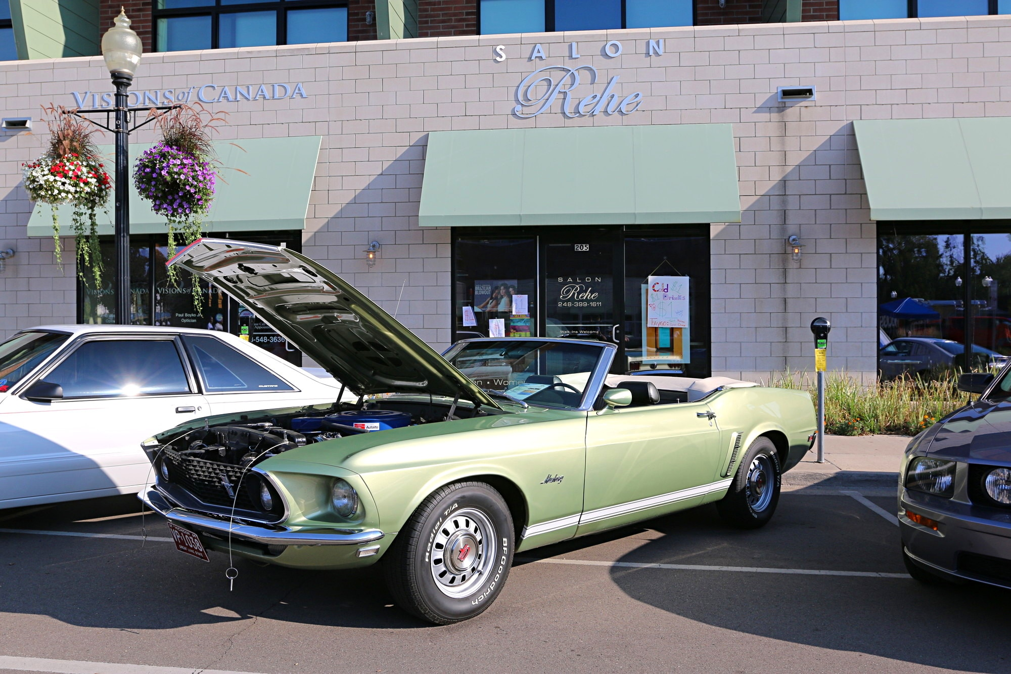 2016 Woodward Dream Cruise Mustang Alley 045