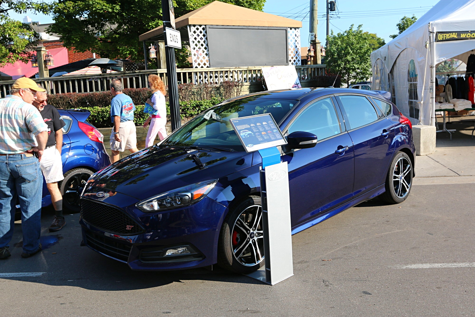 2016 Woodward Dream Cruise Mustang Alley 038