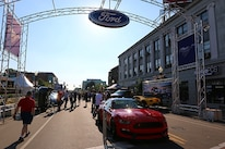 2016 Woodward Dream Cruise Mustang Alley 033