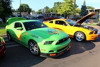 2016 Woodward Dream Cruise Mustang Alley 024