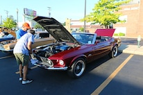 2016 Woodward Dream Cruise Mustang Alley 014