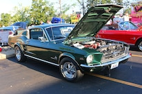 2016 Woodward Dream Cruise Mustang Alley 013