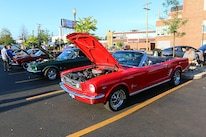 2016 Woodward Dream Cruise Mustang Alley 012
