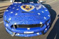 2016 Woodward Dream Cruise Mustang Alley 011