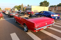 2016 Woodward Dream Cruise Mustang Alley 007