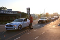 2016 Woodward Dream Cruise Mustang Alley 006